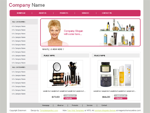 beauty online shopping sites bookmark