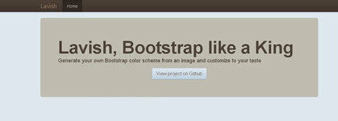 Bootstrap tool