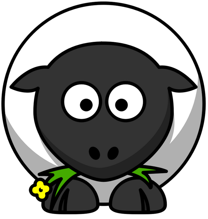 free-sheep-vector-images